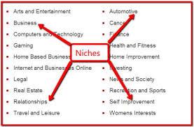 网络营销中什么是niche
