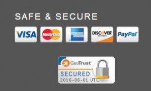 国外网站付款安全标志