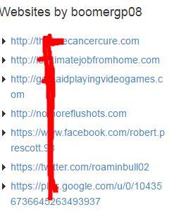 在siterubix上添加自己的网站