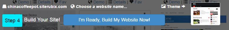 开始建设wordpress网站