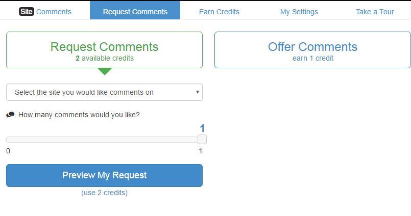 siterubix网站评论工具