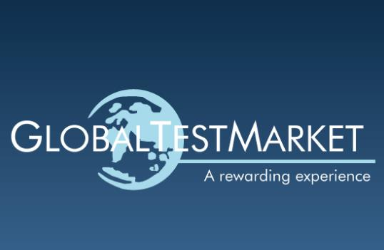global test market调查赚钱网站