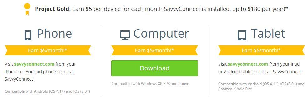 surveysavvy调查赚钱网站