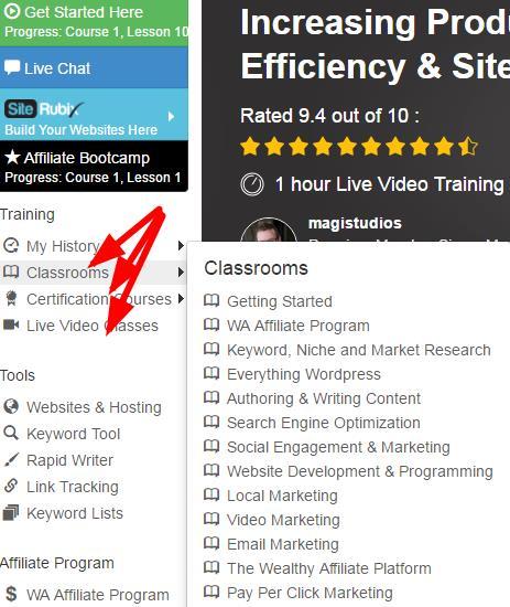 网络营销课程目录