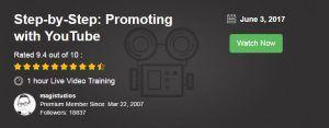 营销课程:YouTube视频营销方法