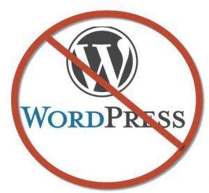 免费主机不能安装wordpress网站