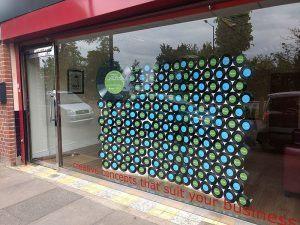 伦敦Shopify展示窗