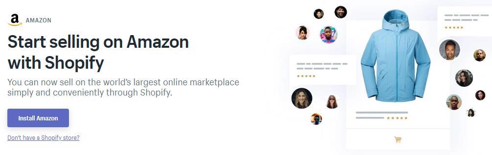 amazon销售渠道