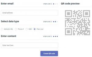 shopify QR code generator