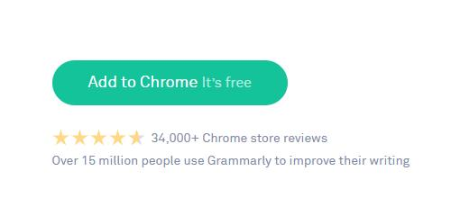 安装Grammarly Chrome扩展程序
