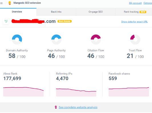 免费的chrome和firefox浏览器seo扩展程序