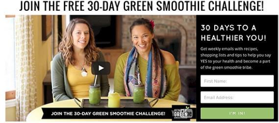 Green Smoothie Challenge