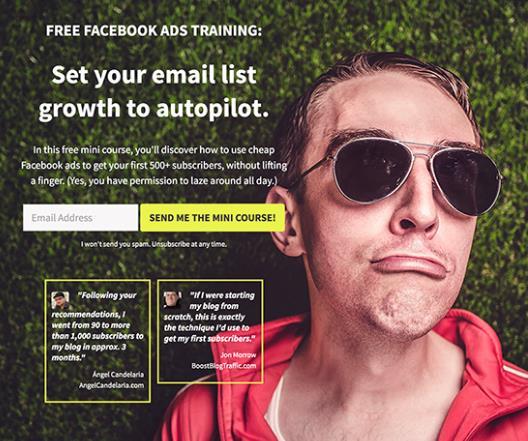 Facebook广告免费迷你课程