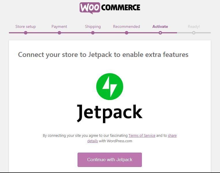 Jetpack页面