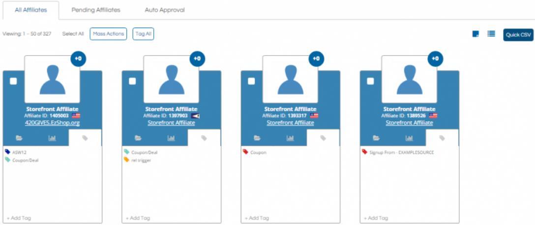 shareasale中tag标签及其它工具