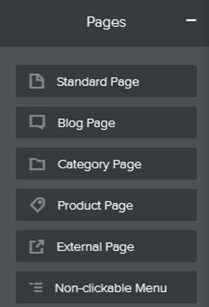 如何添加weebly页面