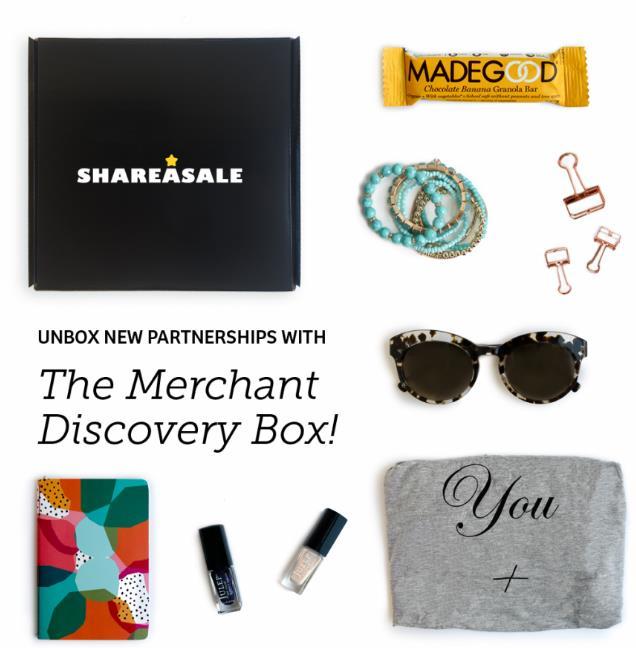 Merchant Discovery Box商家发现箱