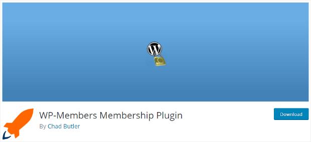 wp-members membership 会员插件