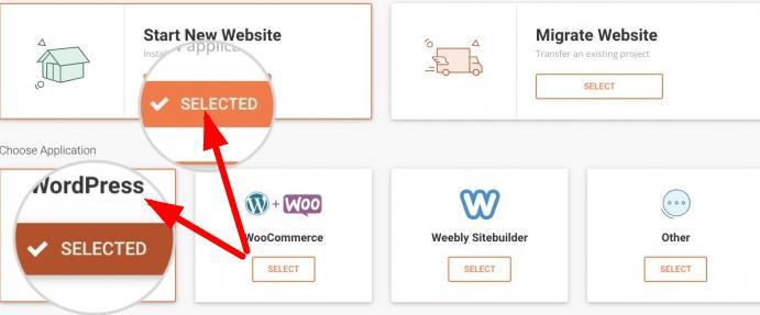 siteground网站建设平台工具