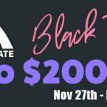 WA黑色星期五优惠2020