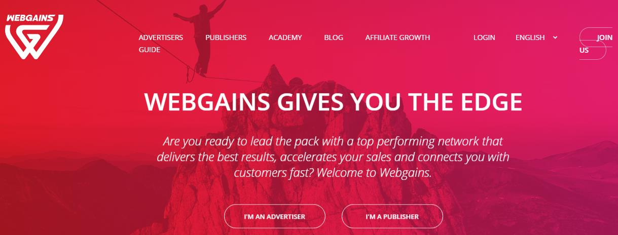 webgains联盟网络