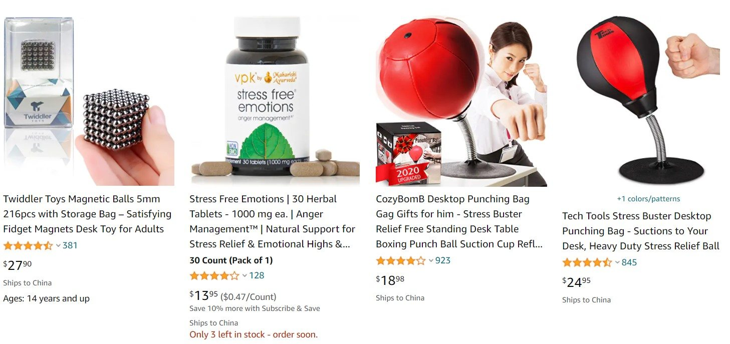 亚马逊有关Anger management(愤怒管理)的产品