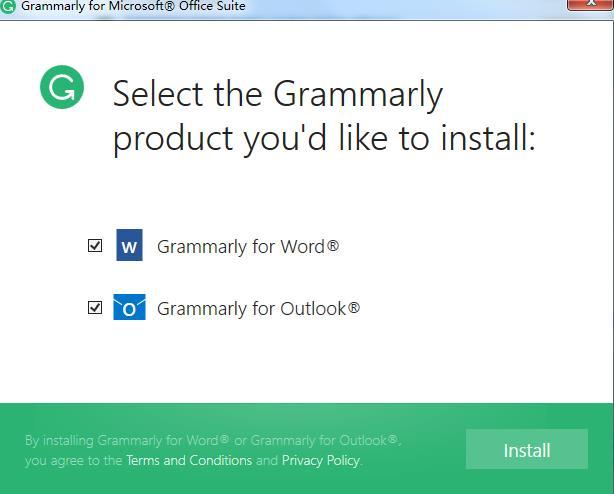 下载Grammarly for word 版本