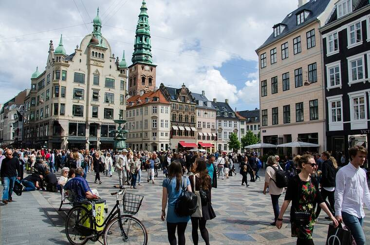 哥本哈根购物广场