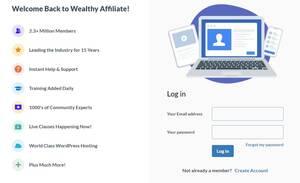 什么是wealthy affiliate