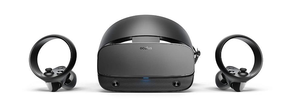 亚马逊销售的Oculus Rift S PC驱动的VR游戏耳机