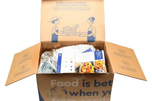 订阅盒会员产品