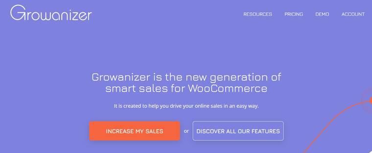 Growanizer:用于WooCommerce 商店追加销售和交叉销售的WordPress插件